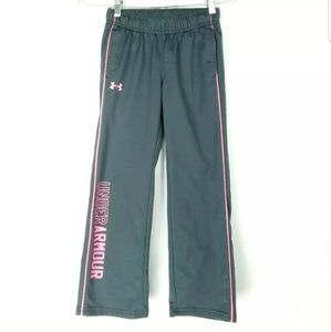 Under Armour Girls Youth Small Pants Activewear